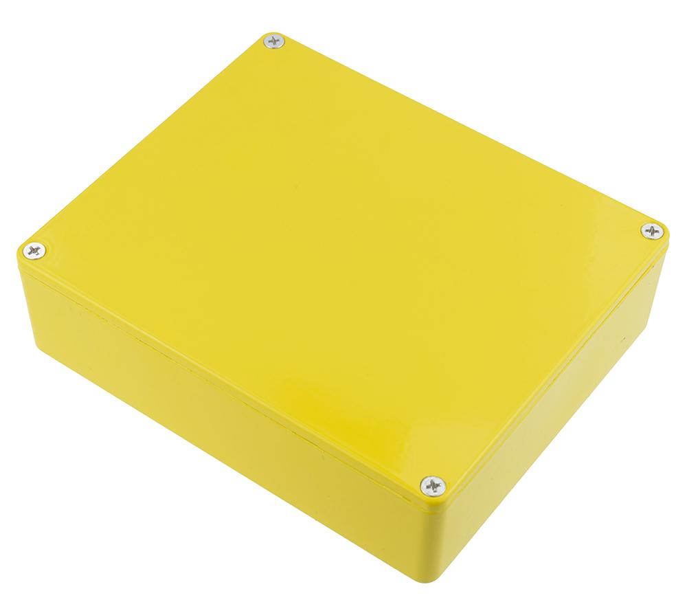 Hammond 1590XX Series Stomp Boxes 145 x 121 x 39mm
