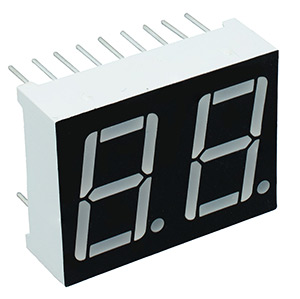 2-Digit Displays