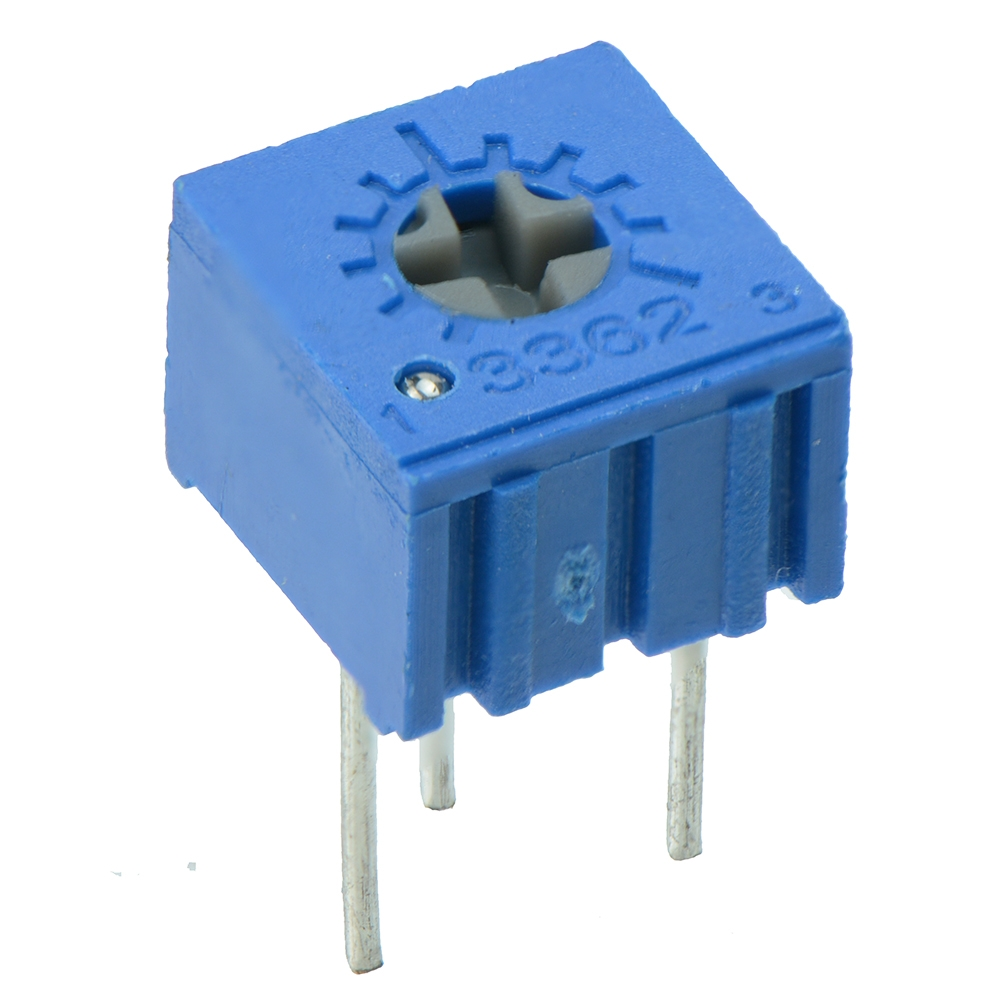 3362 Single Turn Cermet Potentiometer