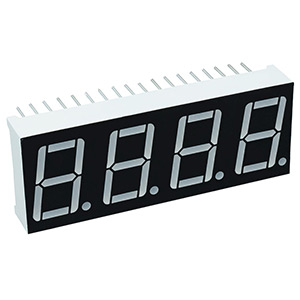 4-Digit Displays