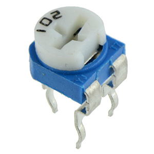 6mm Horizontal Trimmer Potentiometers