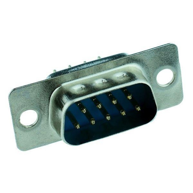 D Connectors PCB Terminals