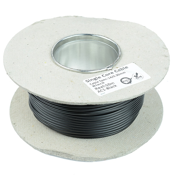 1mm 14/0.3mm Cable 50M Reel
