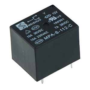 15A Miniature PCB Power Relay SPDT
