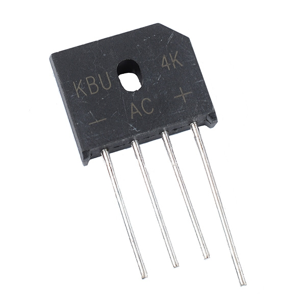 4A Inline Bridge Rectifier Diodes
