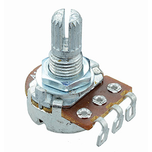 Mono 16mm Solder Lug Potentiometers