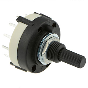 PCB Mount Rotary Switches