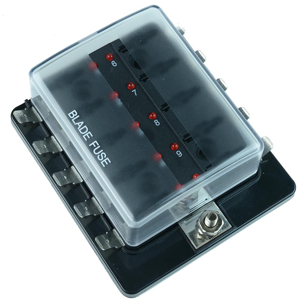 LED Indicator Fuse Blocks