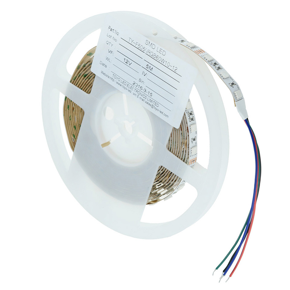 5050 RGB LED Strips