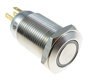 illuminated Vandal Resistant Switches