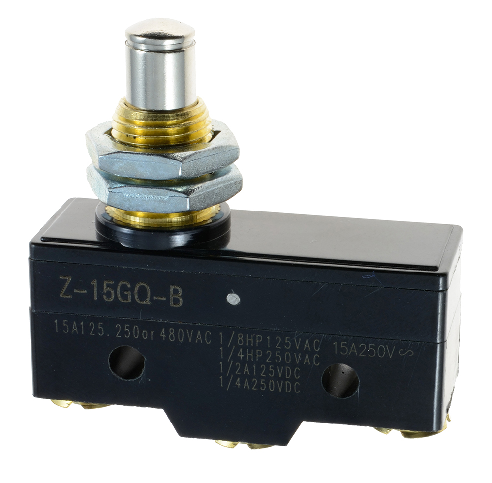 Z Series Microswitches