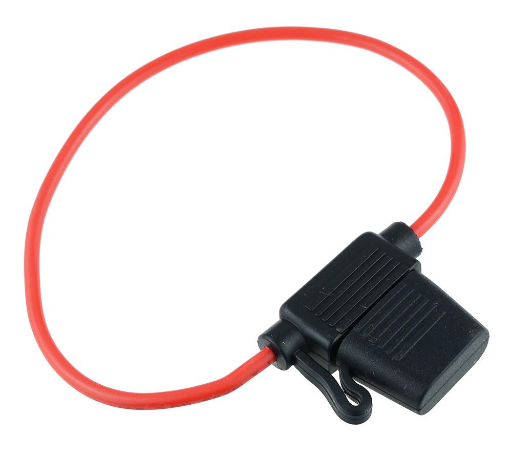 Inline Automotive Fuse Holders