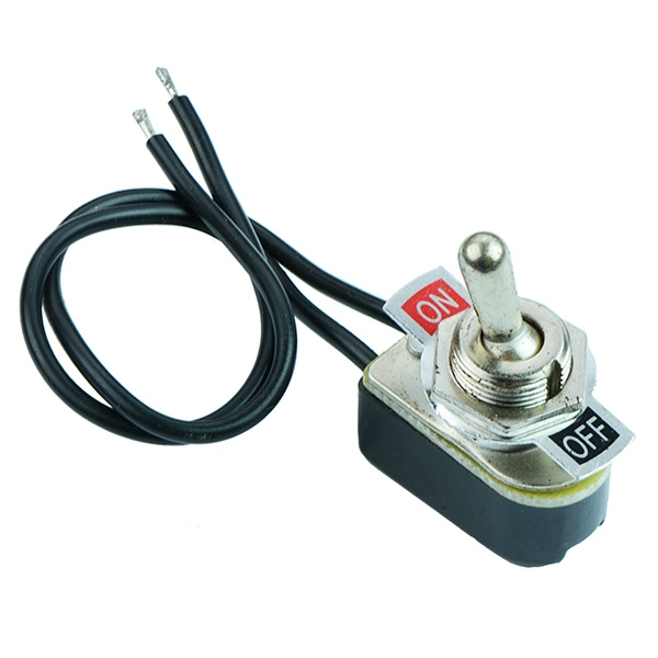 Prewired Toggle Switch