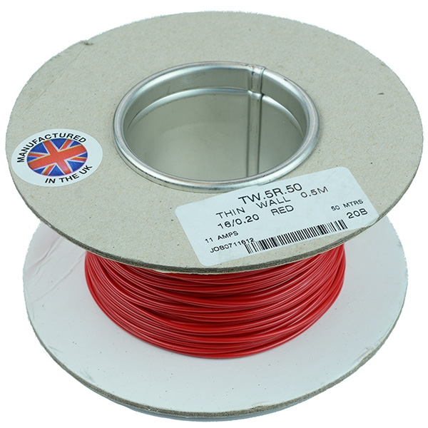 Hook-up & Equipment Cable