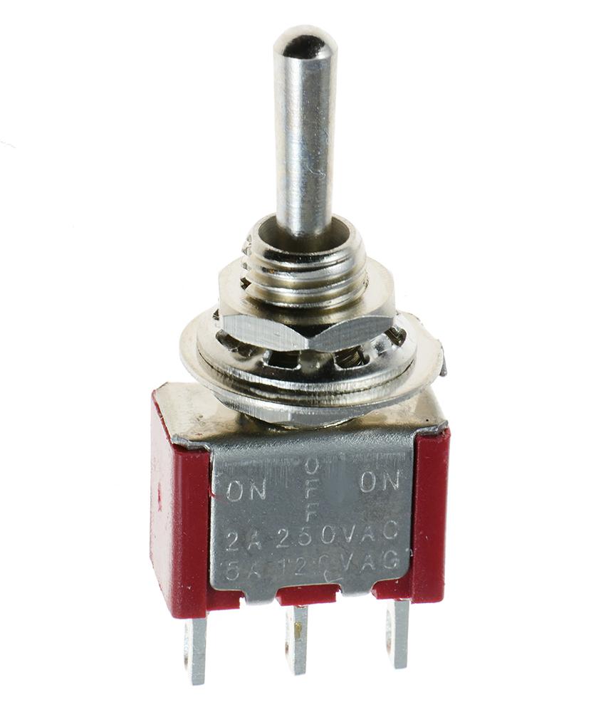 Mini Miniatura Interruptor De Palanca Coche Dash Barco