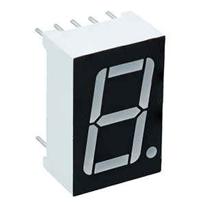 "0.56"" 1-Digit Displays"
