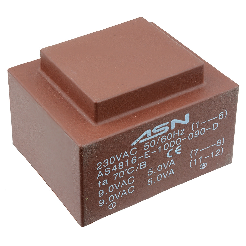 10VA Encapsulated Transformer