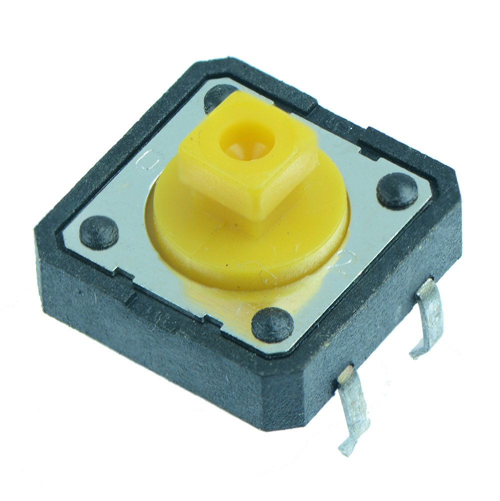 Square Button Tactile Switches