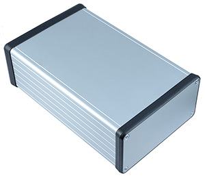 1455 Series Hammond Aluminium Instrument Enclosures