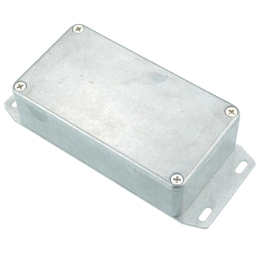 1590 Flanged Base Hammond Enclosures