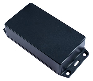 1591XX Series Flanged Lid Hammond ABS Enclosures