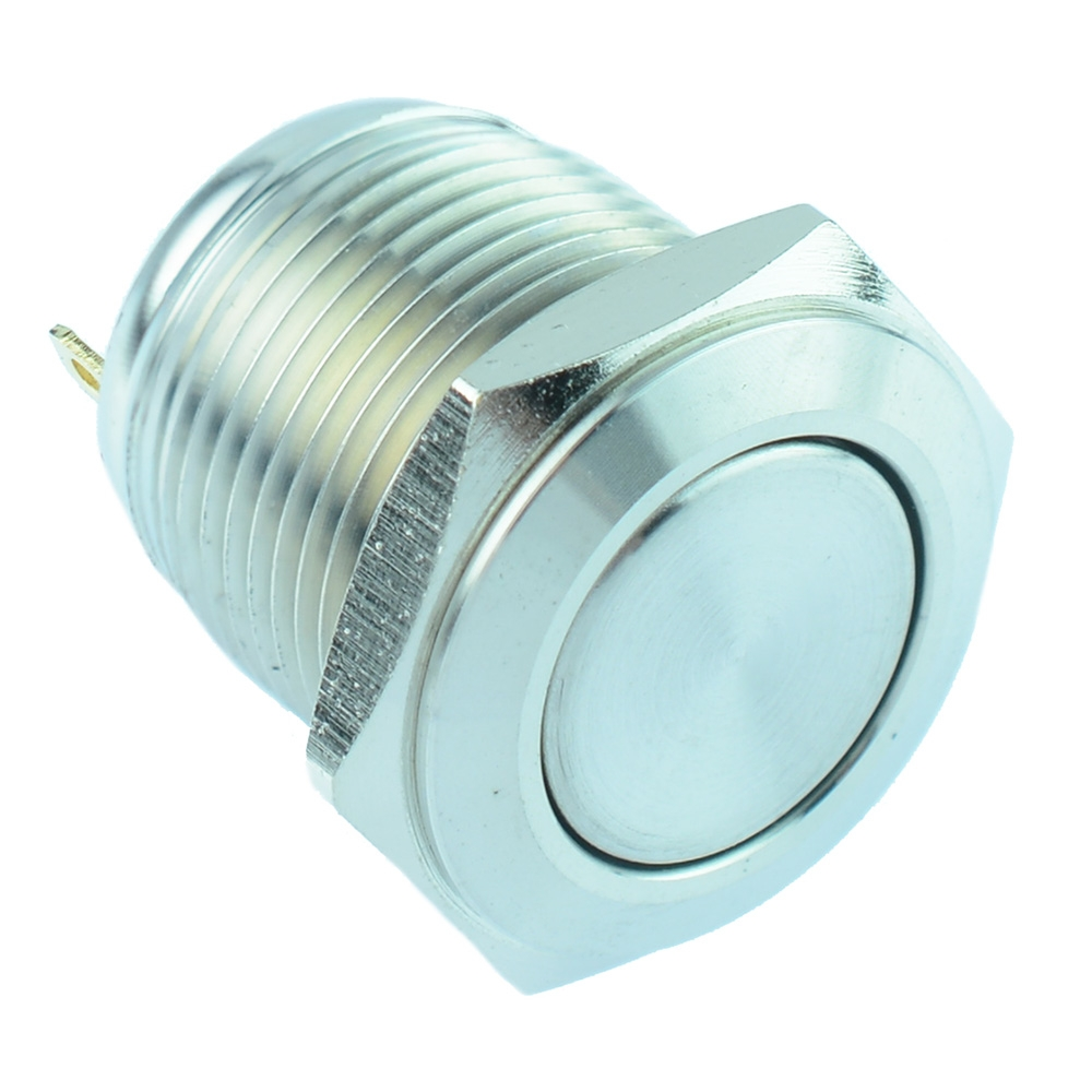 Non-illuminated Vandal Resistant Switches
