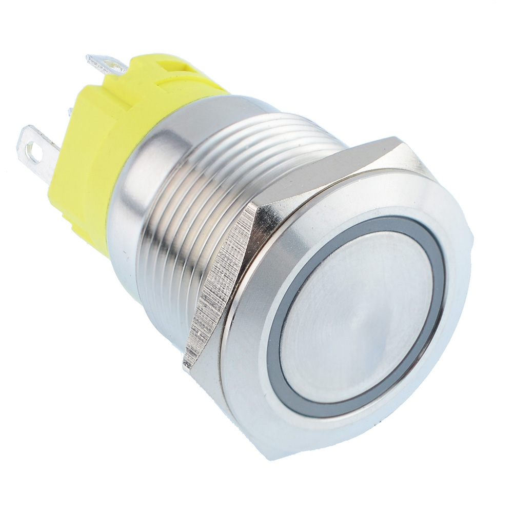 19mm illuminated Vandal Resistant Switches