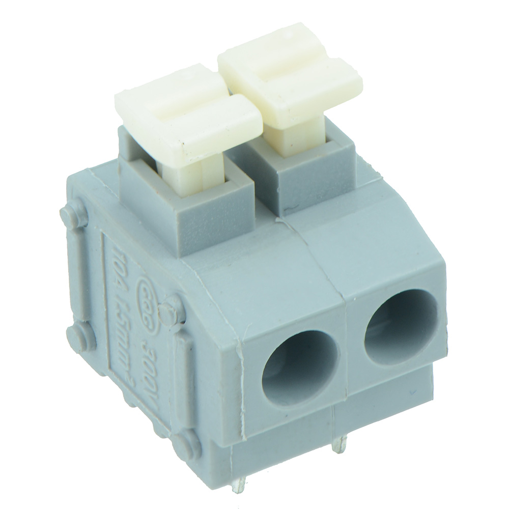 Screwless 5.00mm Terminal Blocks