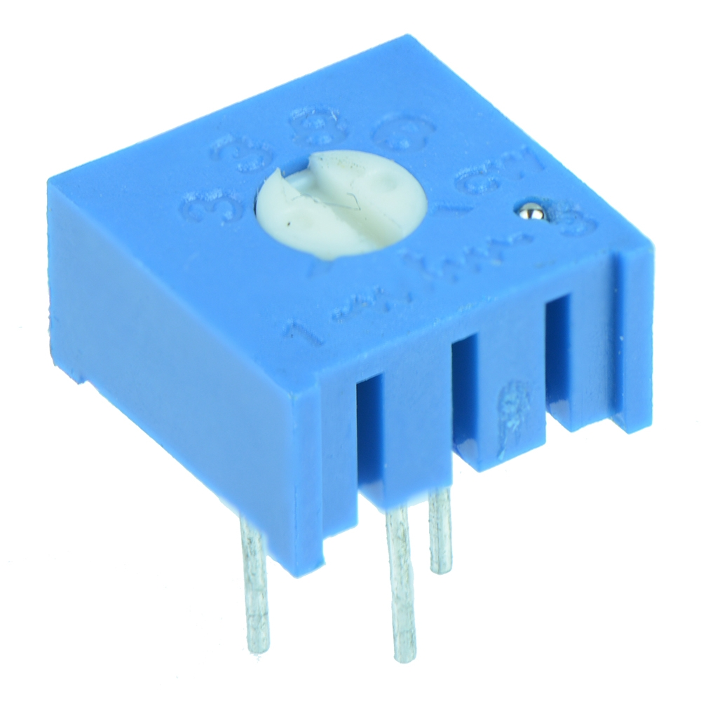 "Single Turn Cermet Potentiometer 3/8"" 3386P"