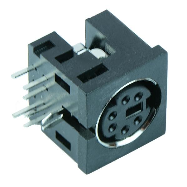 Mini PCB DIN Sockets