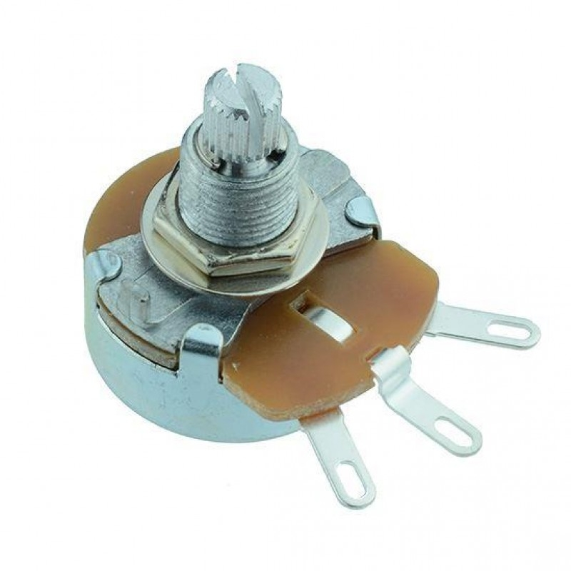 5W Wirewound Potentiometers