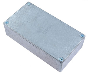 Eddystone Hammond Aluminium Enclosures