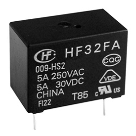 Subminiature Power Relay 5A HF32