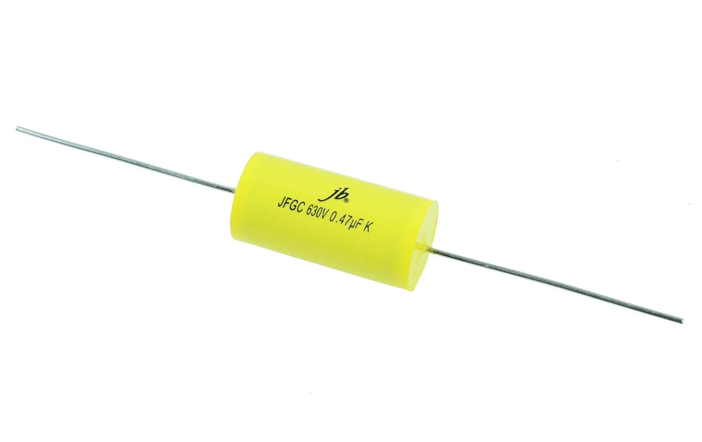 Axial Polypropylene Capacitors