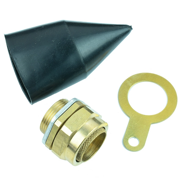 Armoured Brass Cable Glands