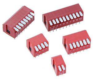Piano DIL Switches