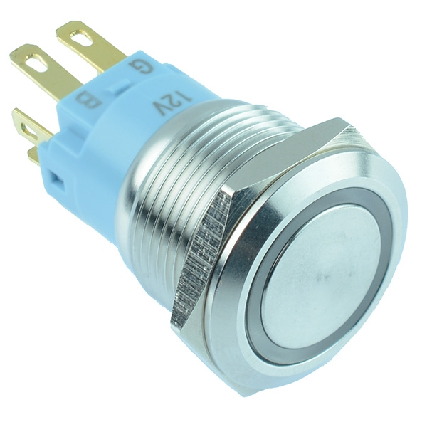 RGB illuminated Vandal Resistant Switches