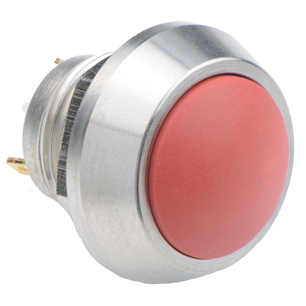 12mm Vandal Resistant Push Switches