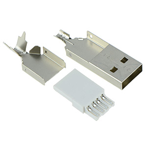 Rewireable USB Connectors