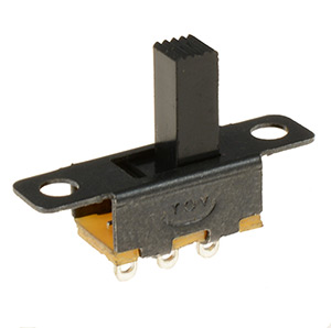 Ultra-Miniature Slide Switches