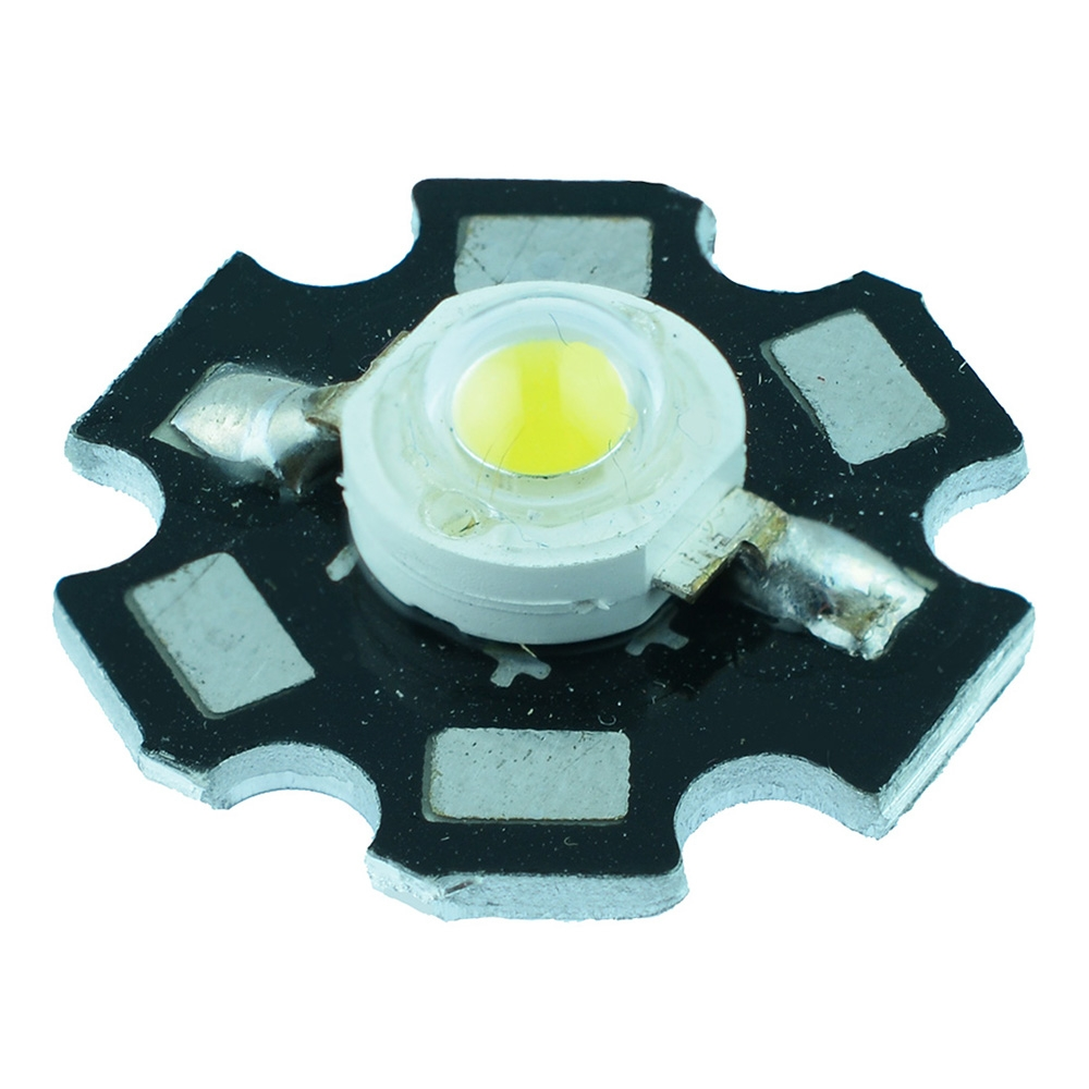 1W Heatsink Mounted LEDs
