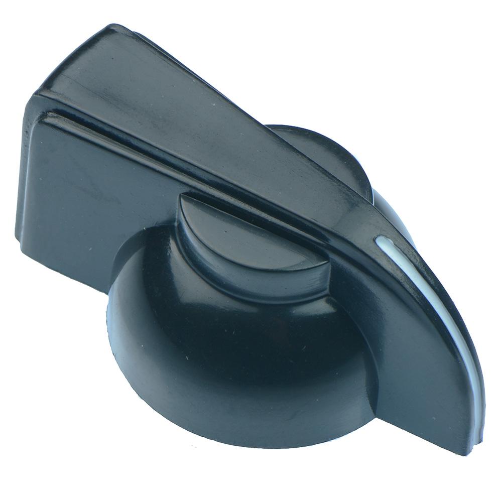 Black Pointer Control Knob
