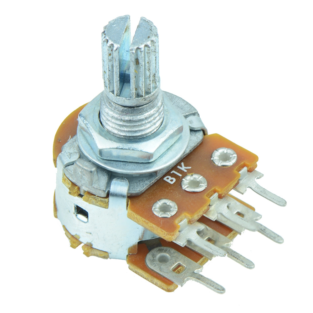Stereo 16mm Potentiometers