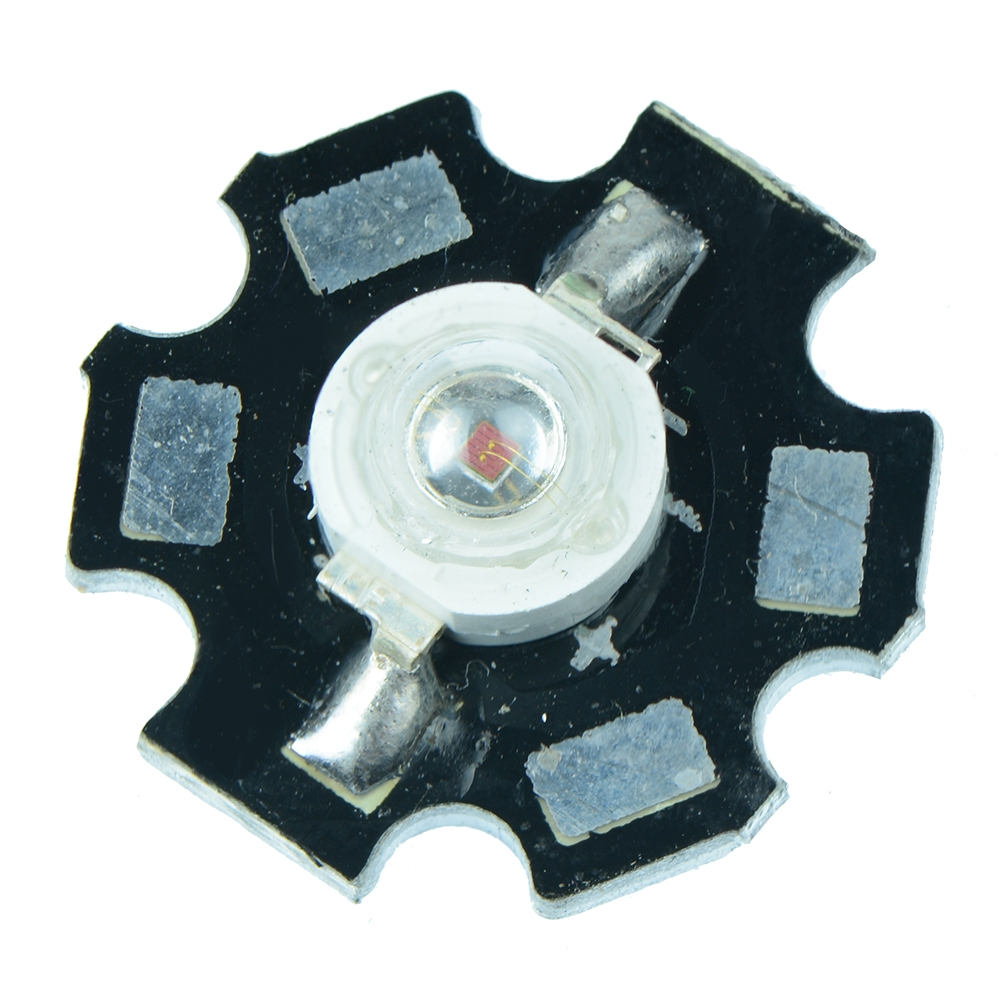 3W Heatsink Mounted LEDs