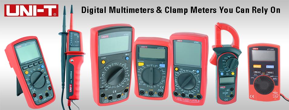 Uni-T Multimeters