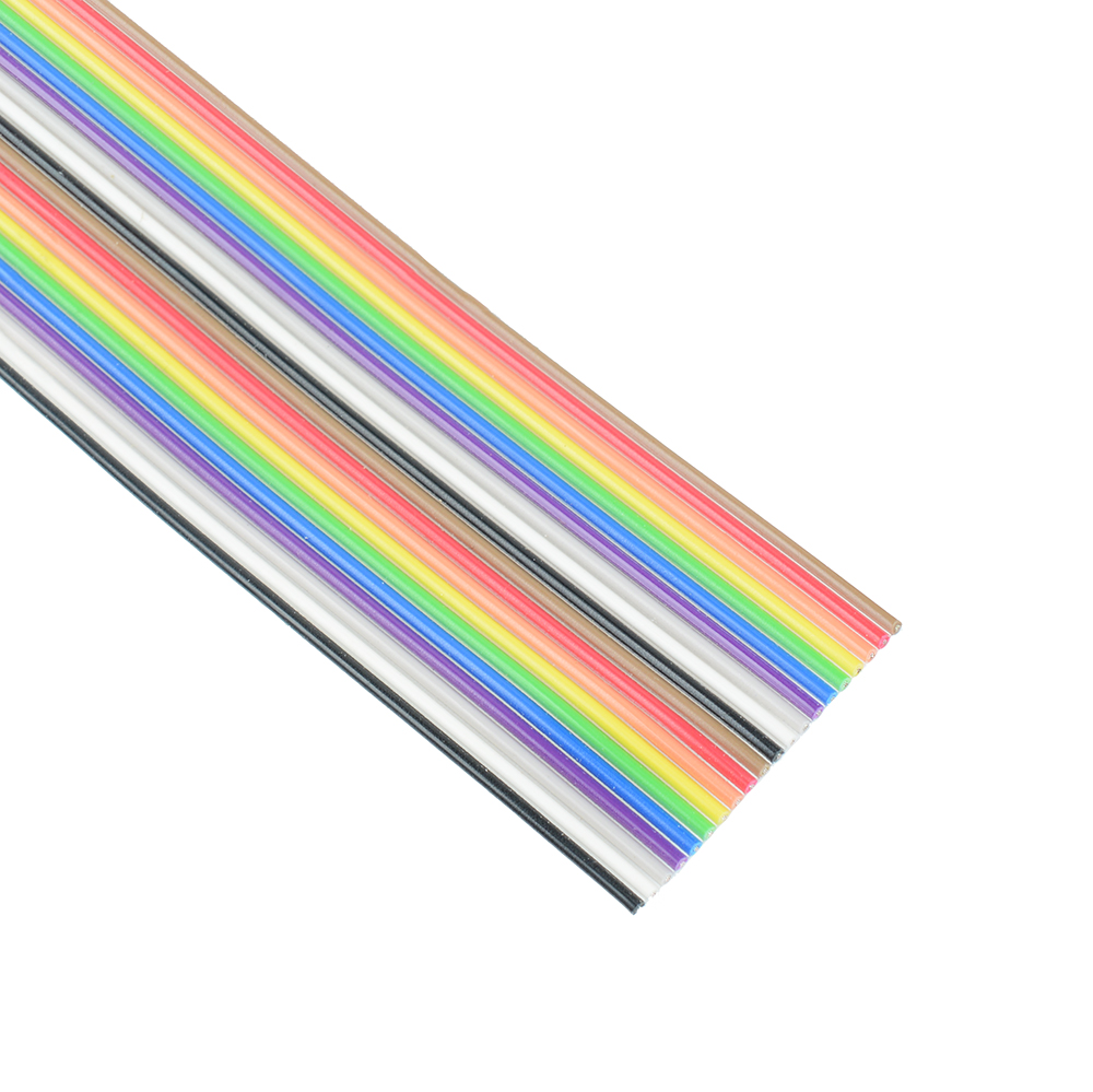 Rainbow Ribbon Cable 1.27mm