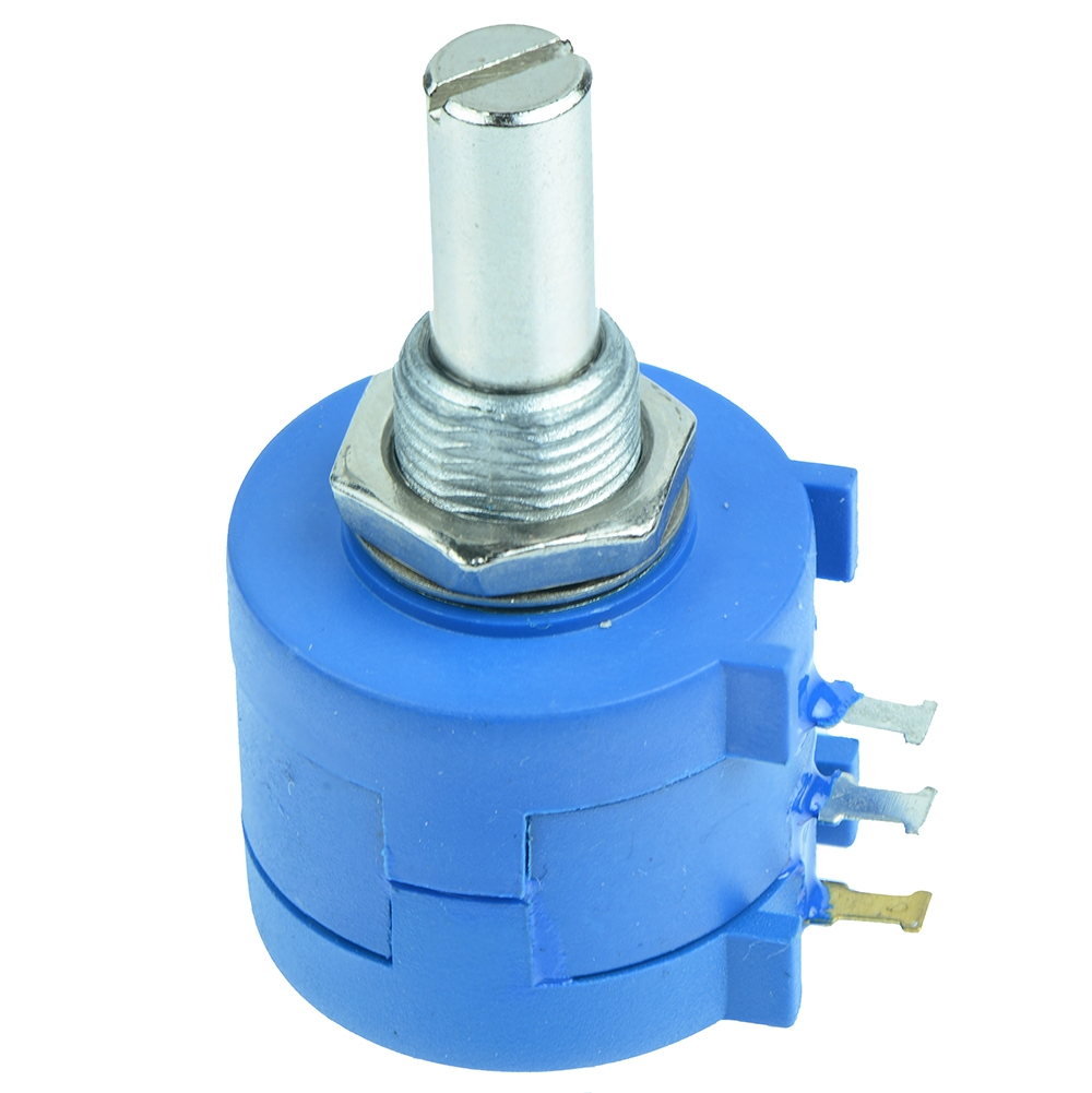 Wirewound Precision Potentiometer 2W