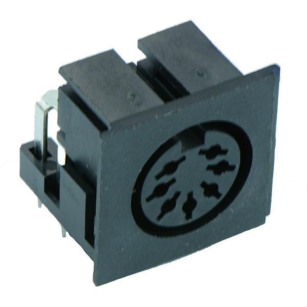 PCB DIN Sockets
