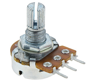 Mono 16mm Potentiometers
