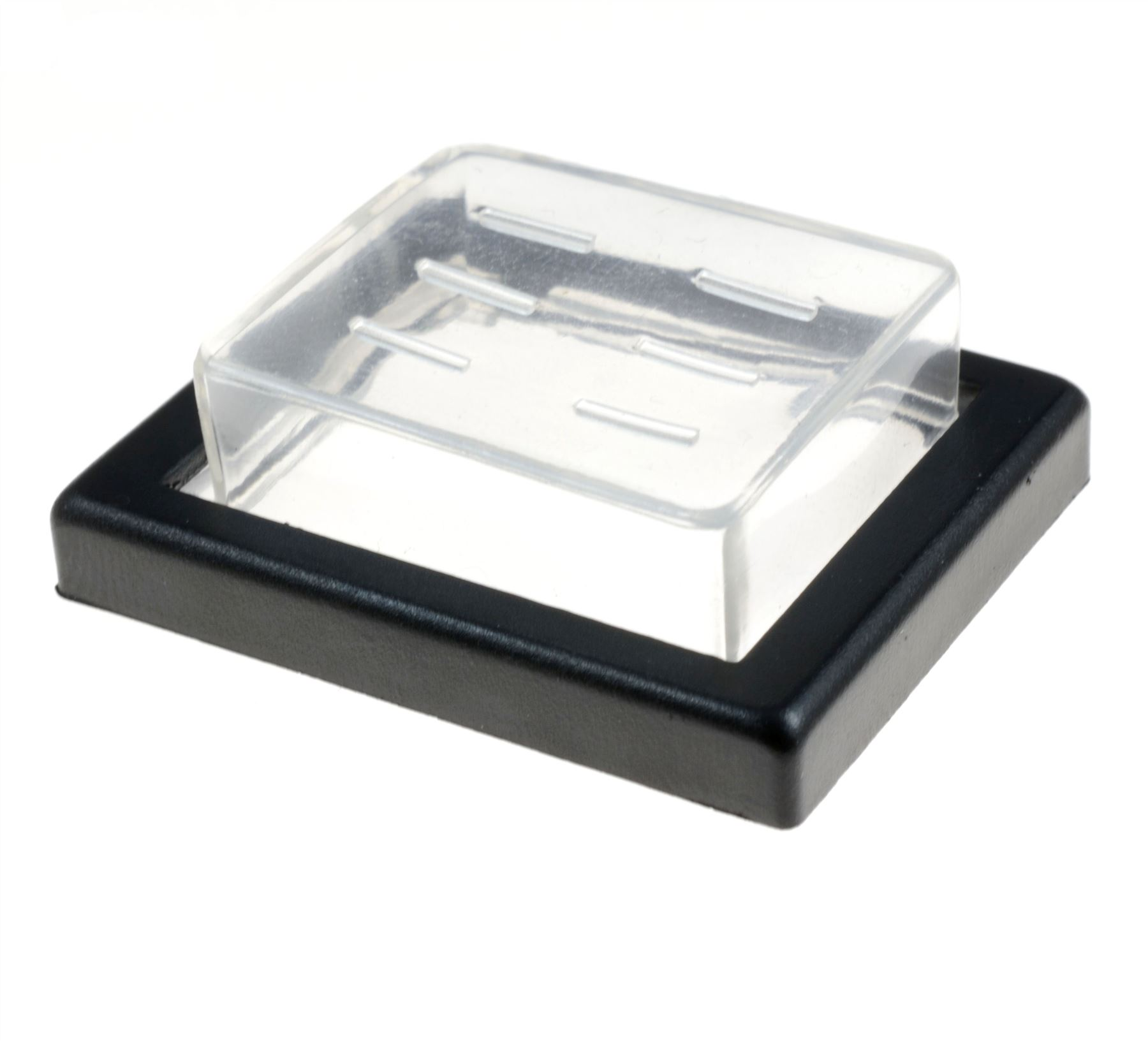 Large Rectangle Transparent Rocker Switch Cover